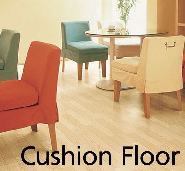 Cushion Floor