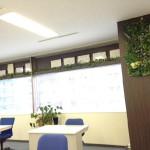 お客様レポート☆オフィスでの使用例!簡単壁紙DIYで社員様のやる気アップ