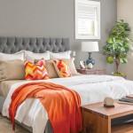 朝までぐっすり♪寝室をシール壁紙で心地よい空間にリフォーム