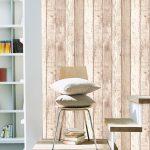 壁紙シール プレミアムウォールデコシート®ウッド木目でお部屋を自分でプチDIY