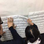 壁紙シール クッションブリックシート!レンガ&木目 売れ筋17選