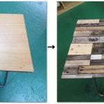 壁紙シール プレミアムウォールデコシート®古い家具の修復リメイク・・