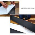 激熱ブランドWagic(ウォジック)フロアタイル!シールで床DIY