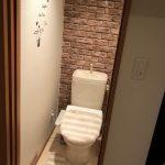 キッチン・玄関・トイレにプレミアムウォールデコシート!お客様のDIY写真